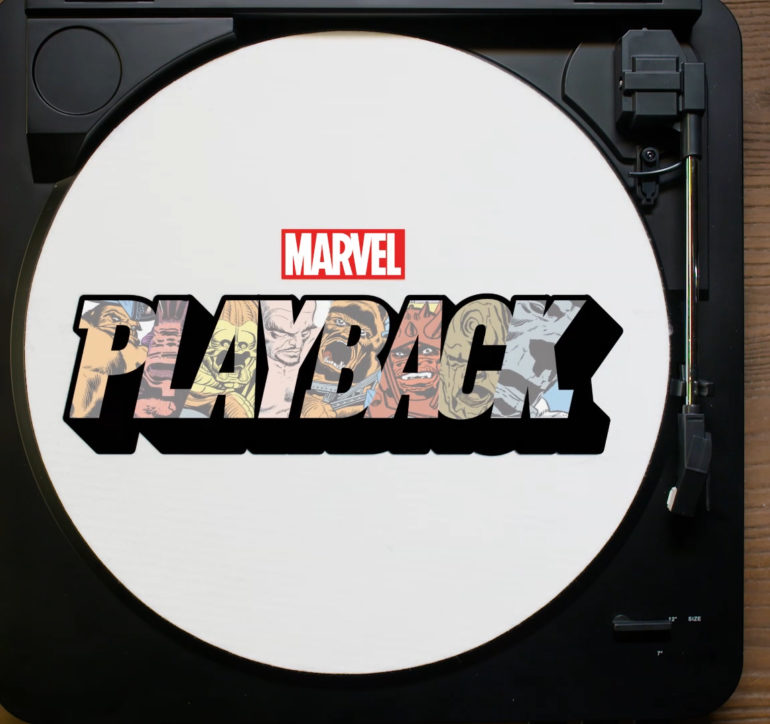Marvel's Playback: Skillet
