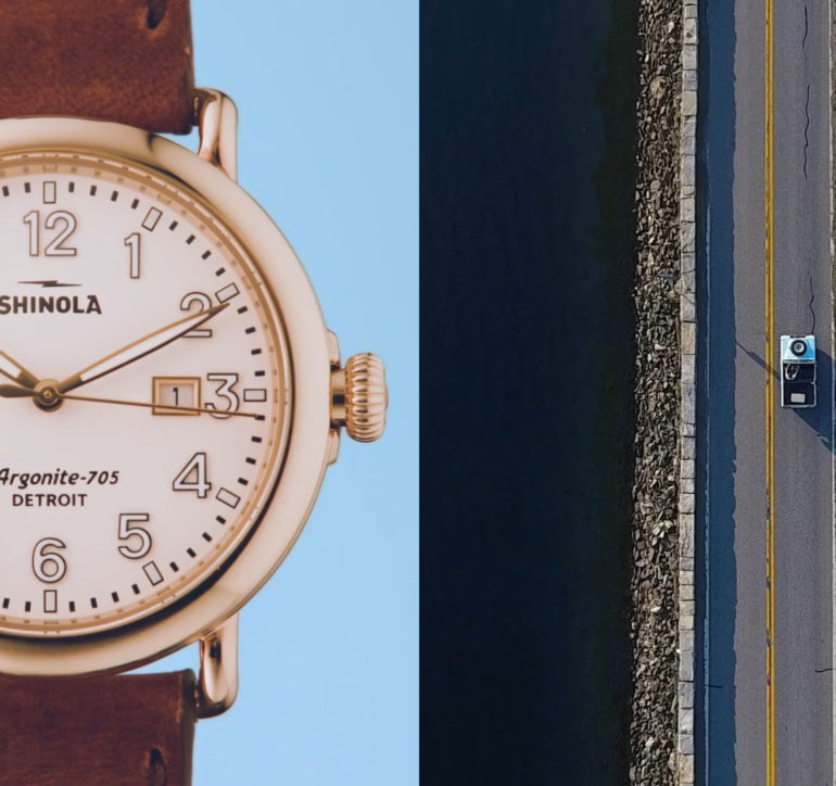 "Shinola ""Lifestyle Spec"""