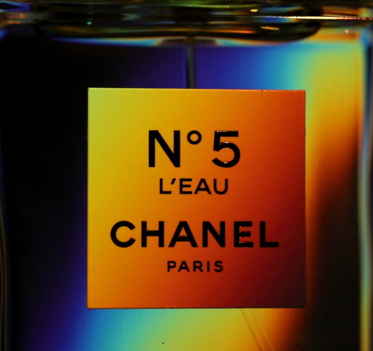 Chanel Rainbow